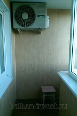 Фото остекленных балконов и отделки от балкон инвест.